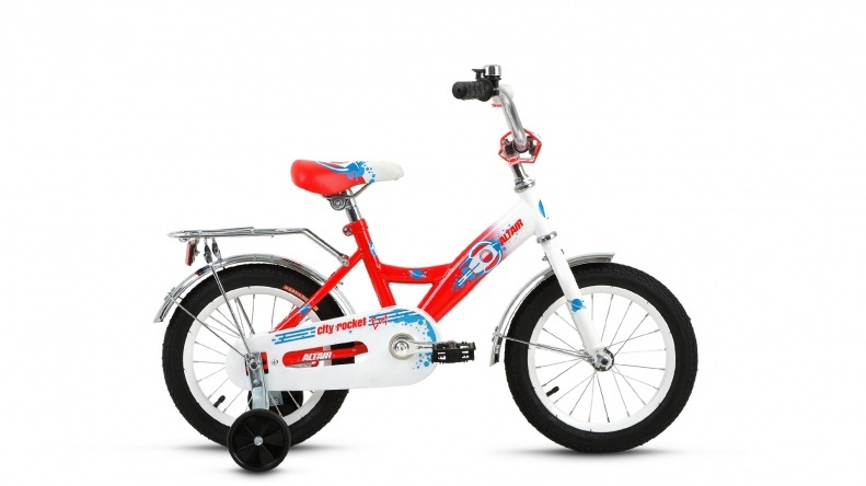 "Велосипед ALTAIR City boy 14 ""(3-5 лет)"
